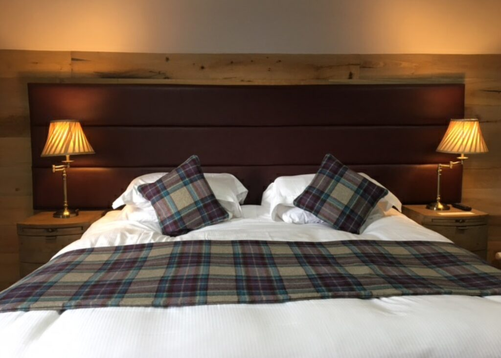 Ravelston House Musselburgh hotel double room