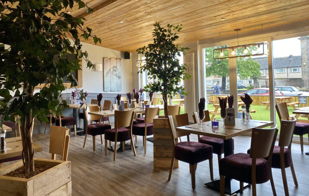 Ravelston House Musselburgh hotel and restaurant