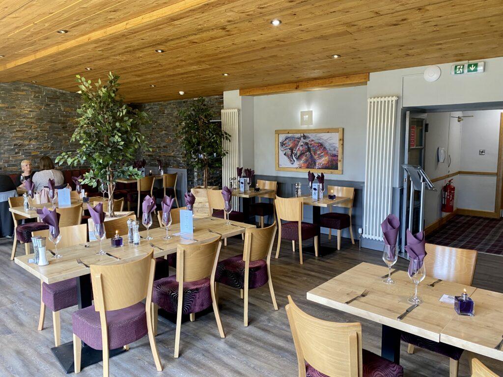 Ravelston House Musselburgh hotel and stylish restaurant